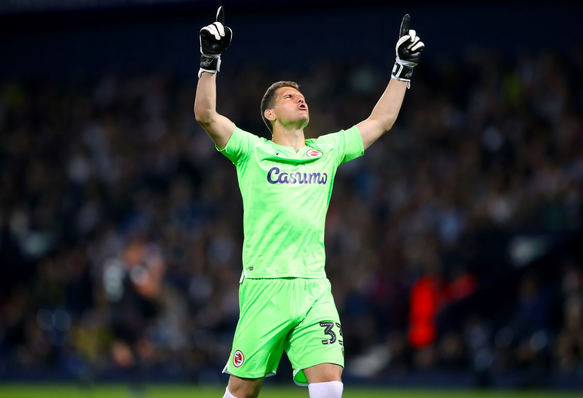 West Bromwich Albion v Reading - Sky Bet Championship - The Hawthorns