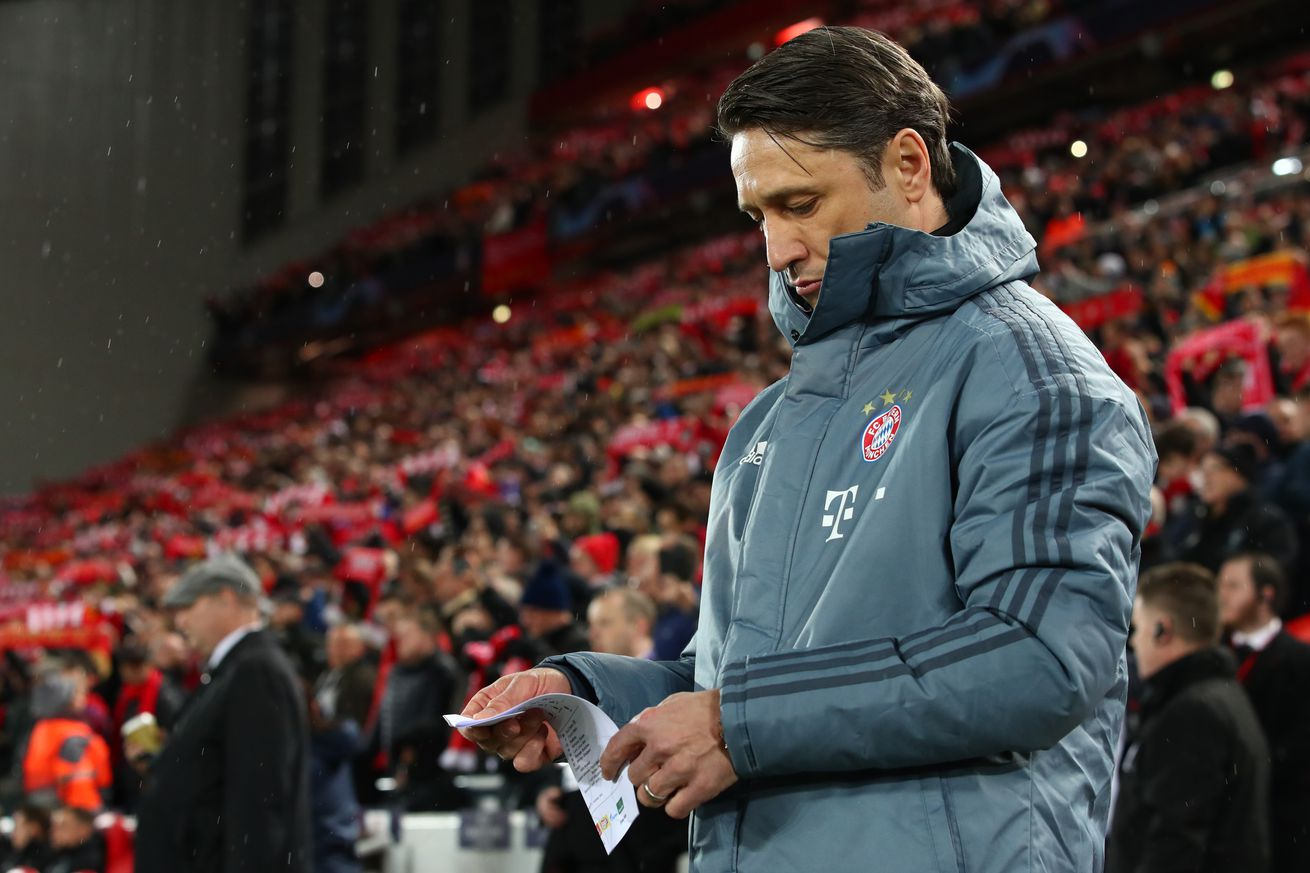 """Bait and switch"""" Cunning Kovac has tricks up his sleeve for Liverpool"""