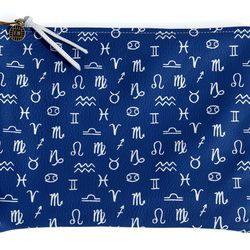 """Falconwright zodiac pouch, <a href=""""http://www.anthropologie.com/anthro/product/34001099.jsp?cm_vc=SEARCH_RESULTS#/"""">$98</a> at Anthropologie"""