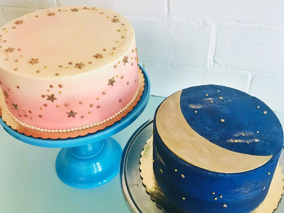 Cakes from Sugar Mama's