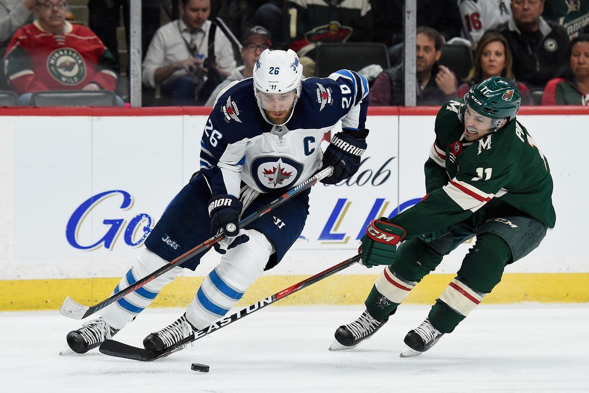 Winnipeg Jets v Minnesota Wild - Game Three