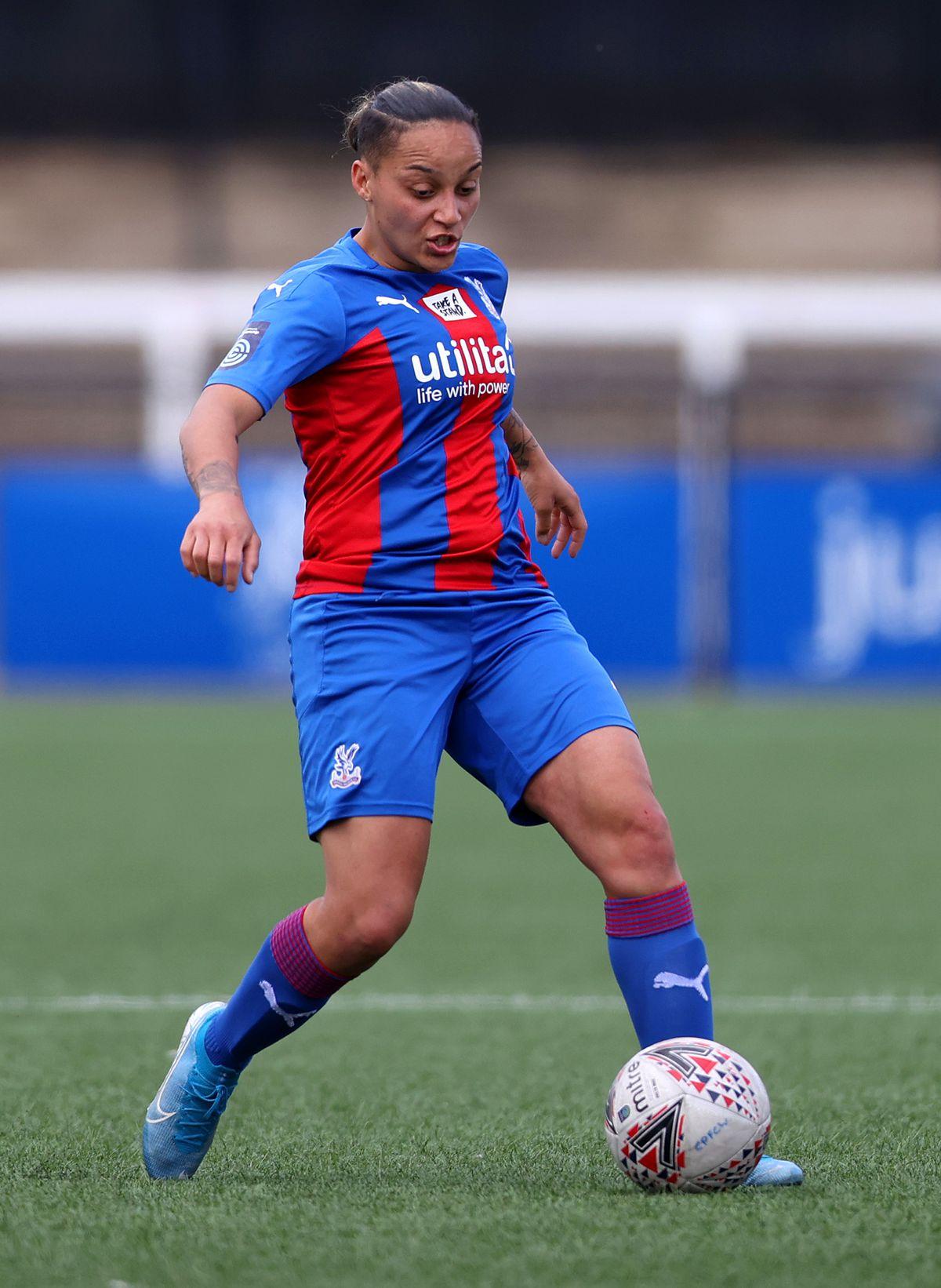 Crystal Palace v Lewes - Barclays FA Women's Championship