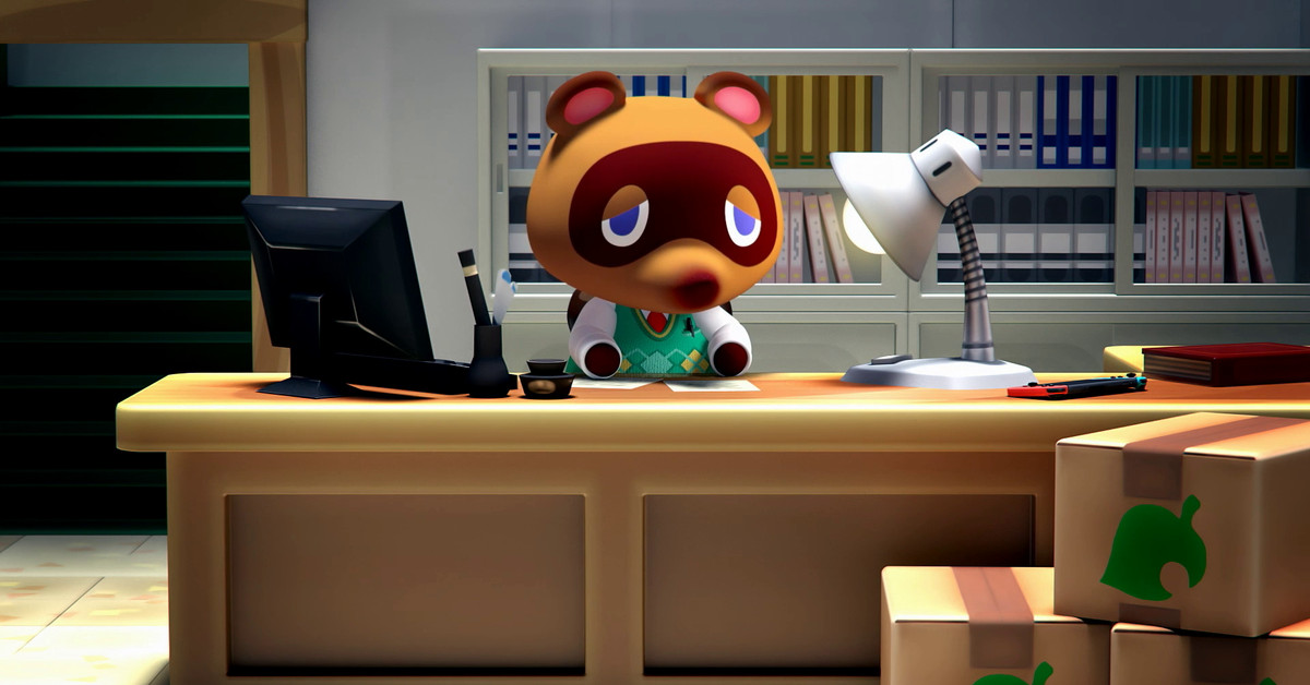 Nintendo says Animal Crossing: New Horizons fans have Tom Nook all wrong