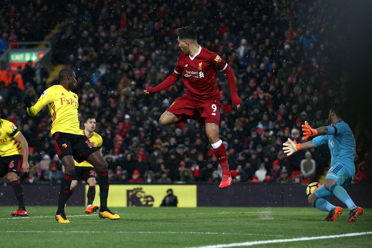 Firmino not feeling any pressure to match Salah's hot streak