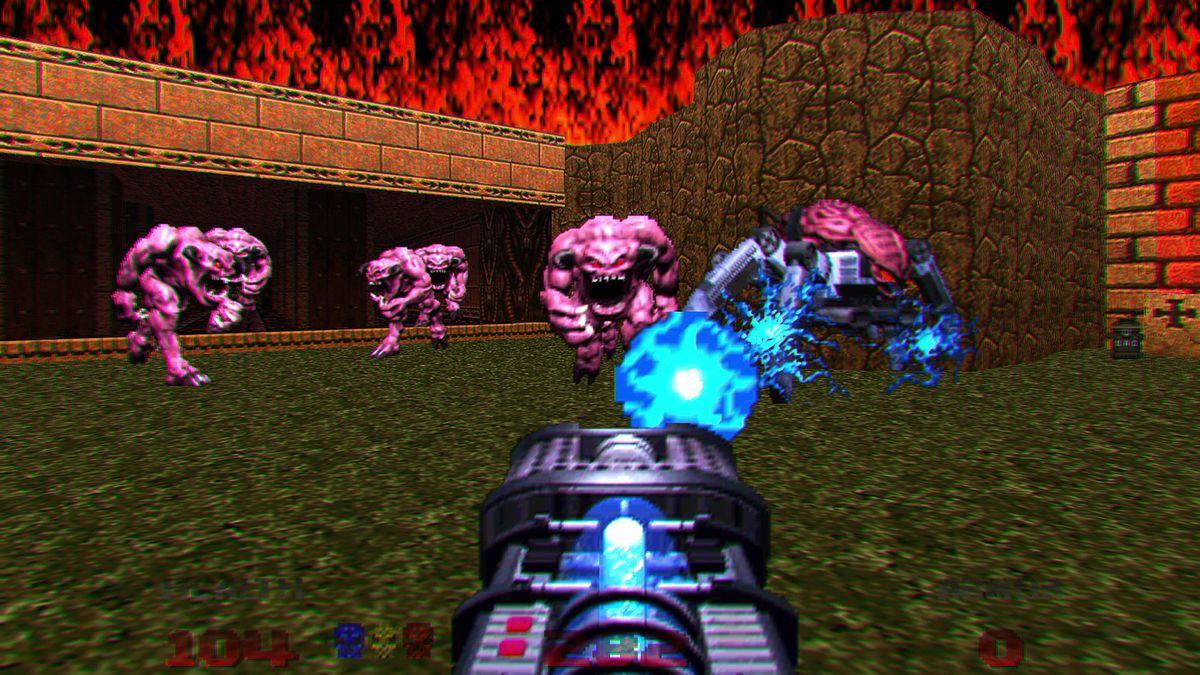 Doom 64 is the best Doom game you (probably) haven't played - Polygon