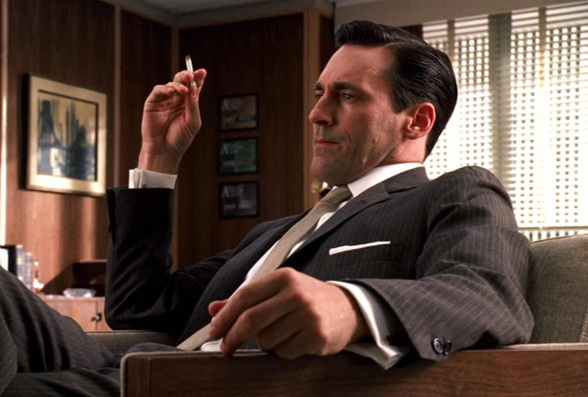 10 Years Ago Mad Men Began A Story Of Men Who Tried To Change And
