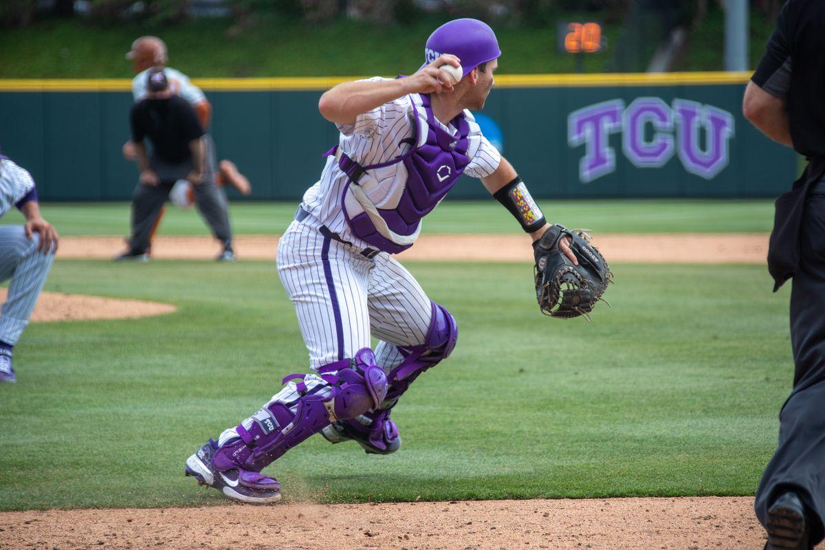 TCU Baseball vs Texas (5.8.21)