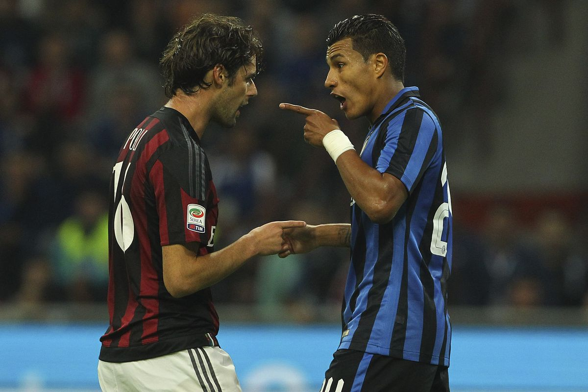 Are there any Milan fans who don't hate Inter?
