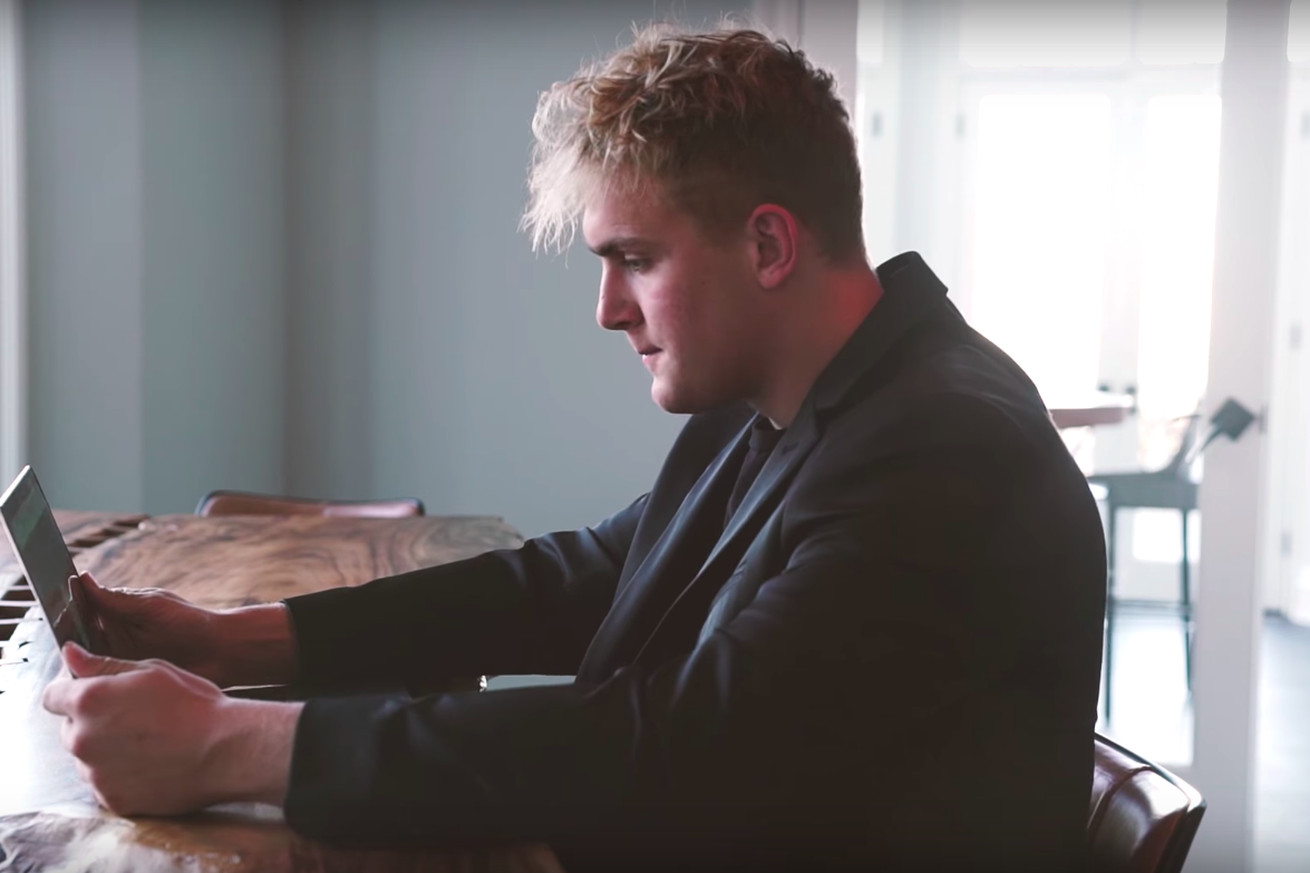 jake paul has decided that it is time to end school shootings