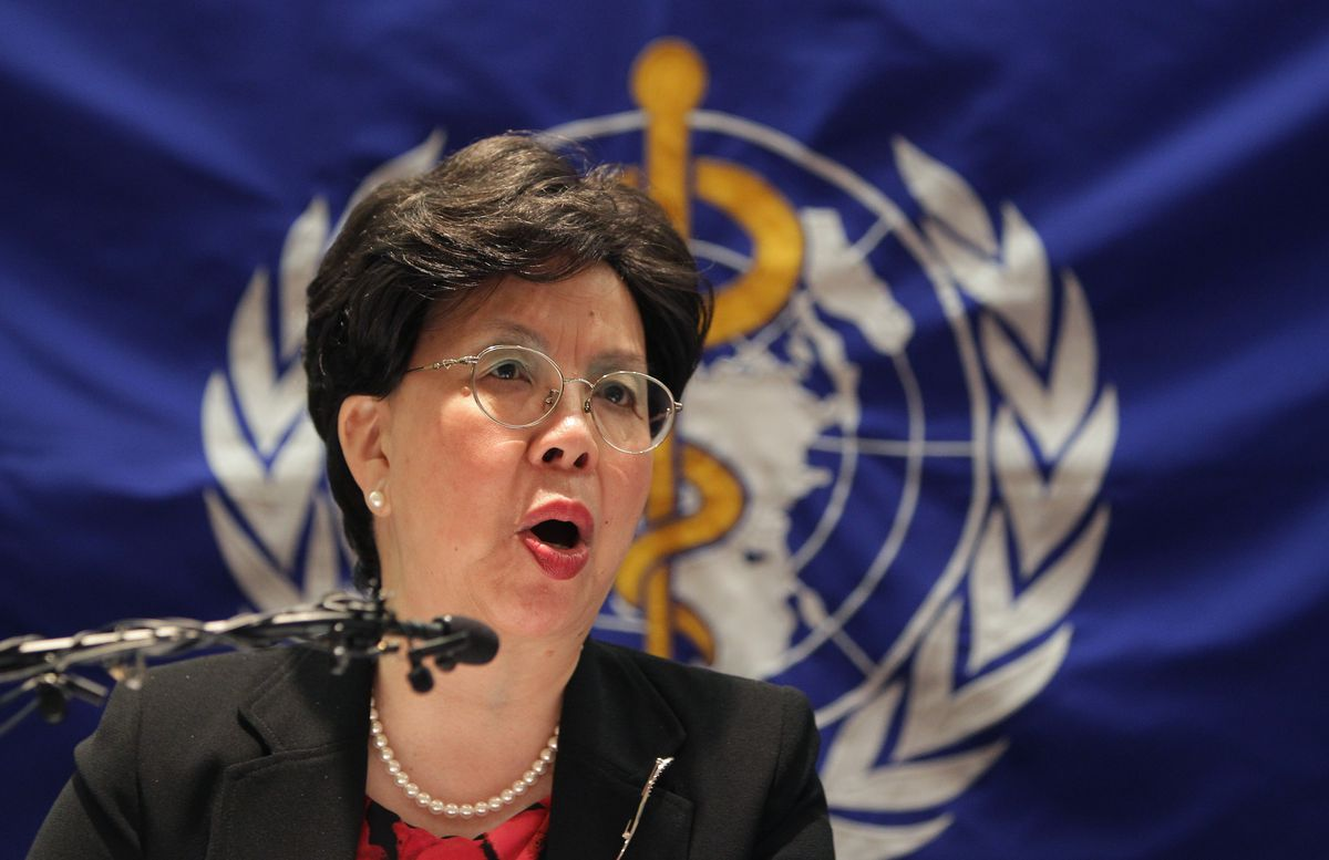 WHO Margaret Chan