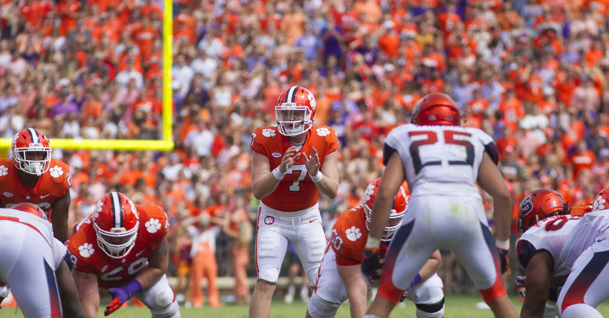 clemson vs syracuse - photo #32
