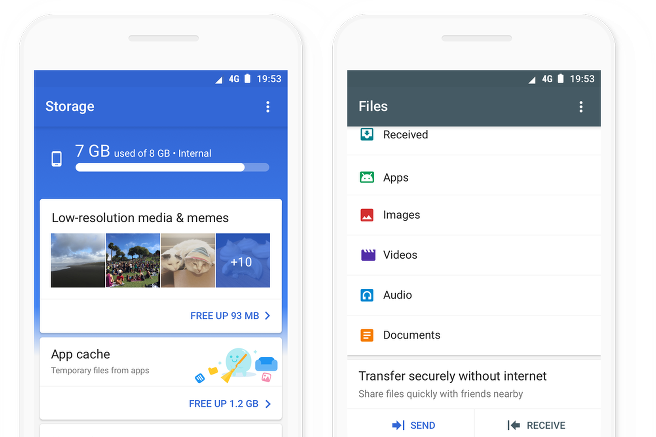 google s files go is now available globally