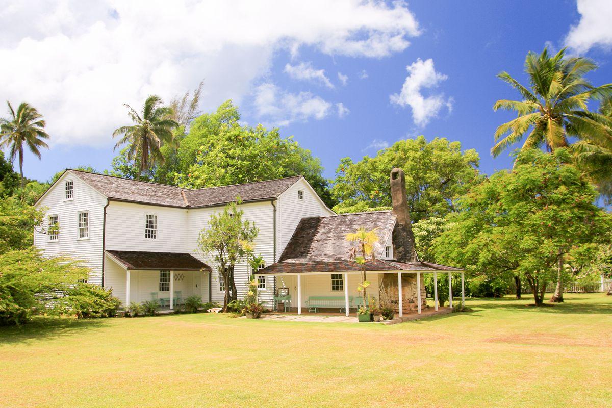 Hawaii Home exterior