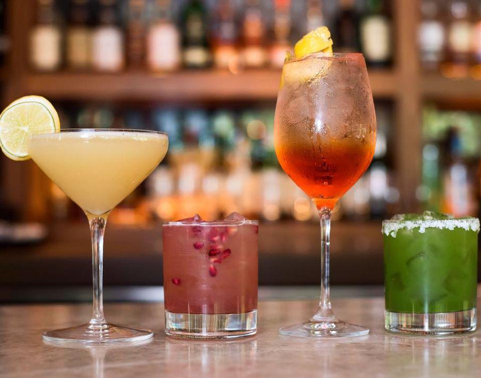 Bar Dupont DC cocktails
