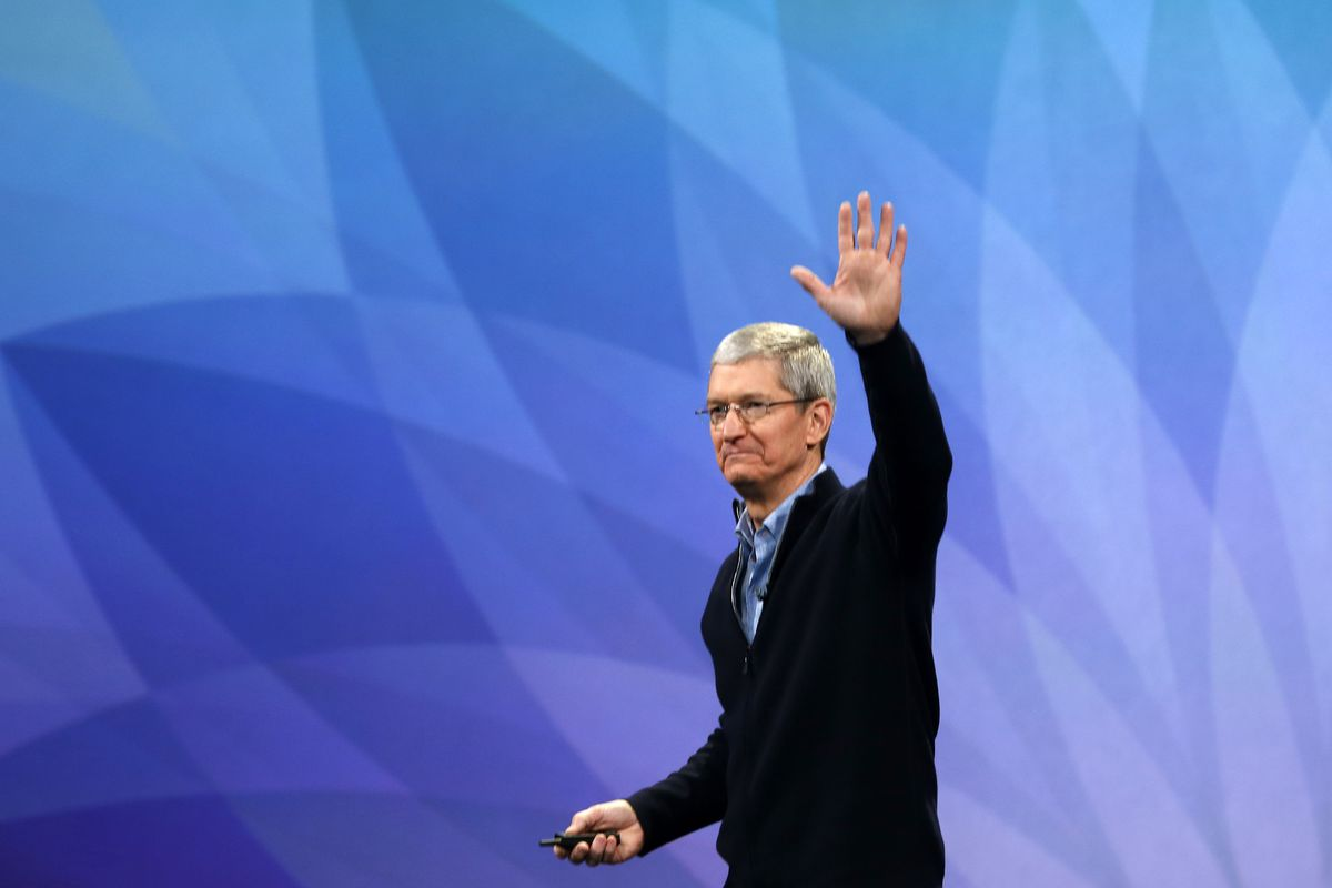 Apple CEO Tim Cook says Indiana's religious freedom law is dangerous.
