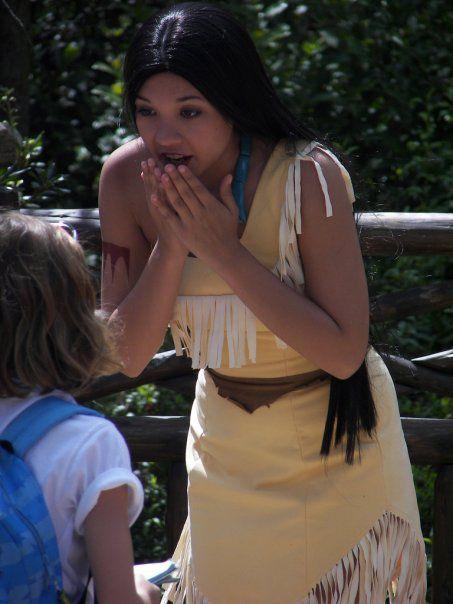 Odd Job A Real Life Disney Princess Talks Disney World Vox