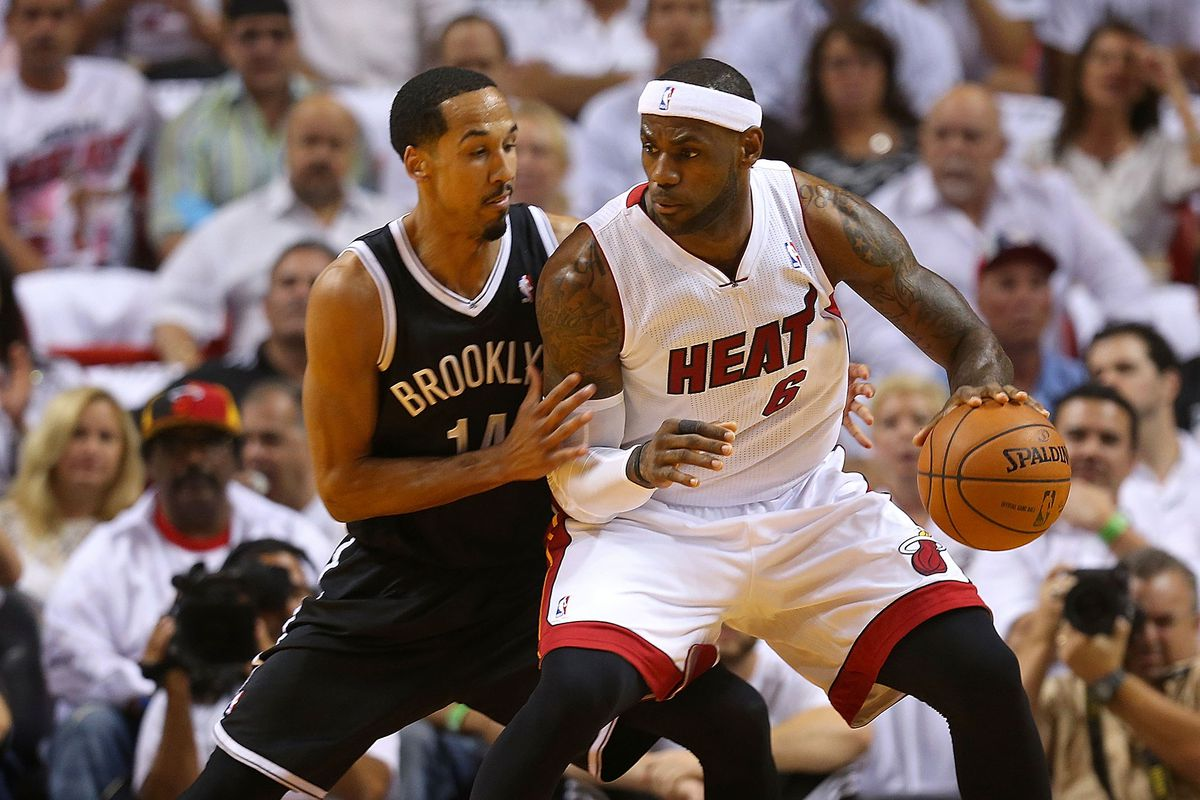Brooklyn Nets v Miami Heat - Game One