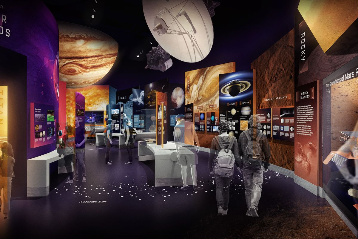 What The Air And Space Museum Will Look Like After Its Renovation