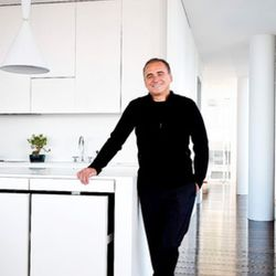"""<b>Jean-Georges Vongerichten</b>: When he's not overseeing his ten Manhattan restaurants, Jean-Georges likes relaxing in the spaceship from <i>2001: A Space Odyssey</i>. <i>[<a href=""""http://online.wsj.com/article/SB1000142405274870395910457608220025173546"""