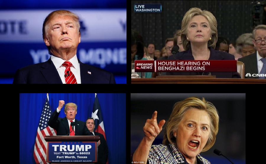 Image sources: Salon, NBC, Time, Reuters.