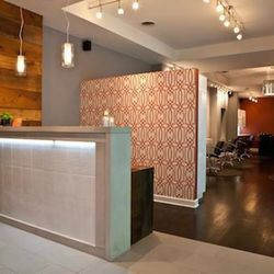 """In Lincoln Park, <a href=""""http://basalononarmitage.com/"""">b. A Salon</a> [1022 West Armitage Avenue] has a mod, glitzy look and an attitude-free staff. Owner Becki Shunick worked at some of the city's top salons before opened the friendly spot in 2011. Wom"""