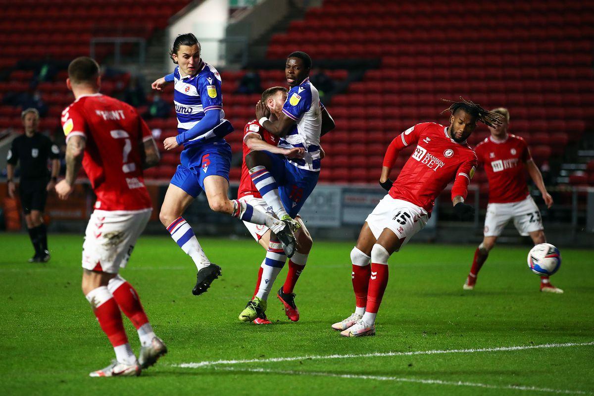 Bristol City v Reading - Sky Bet Championship