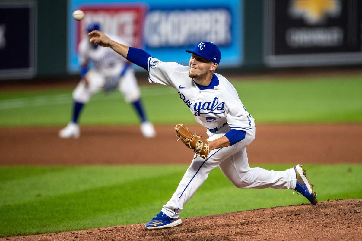 MLB: JUL 31 White Sox at Royals