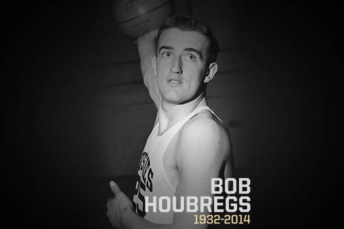 Bob Houbregs, Husky Legend