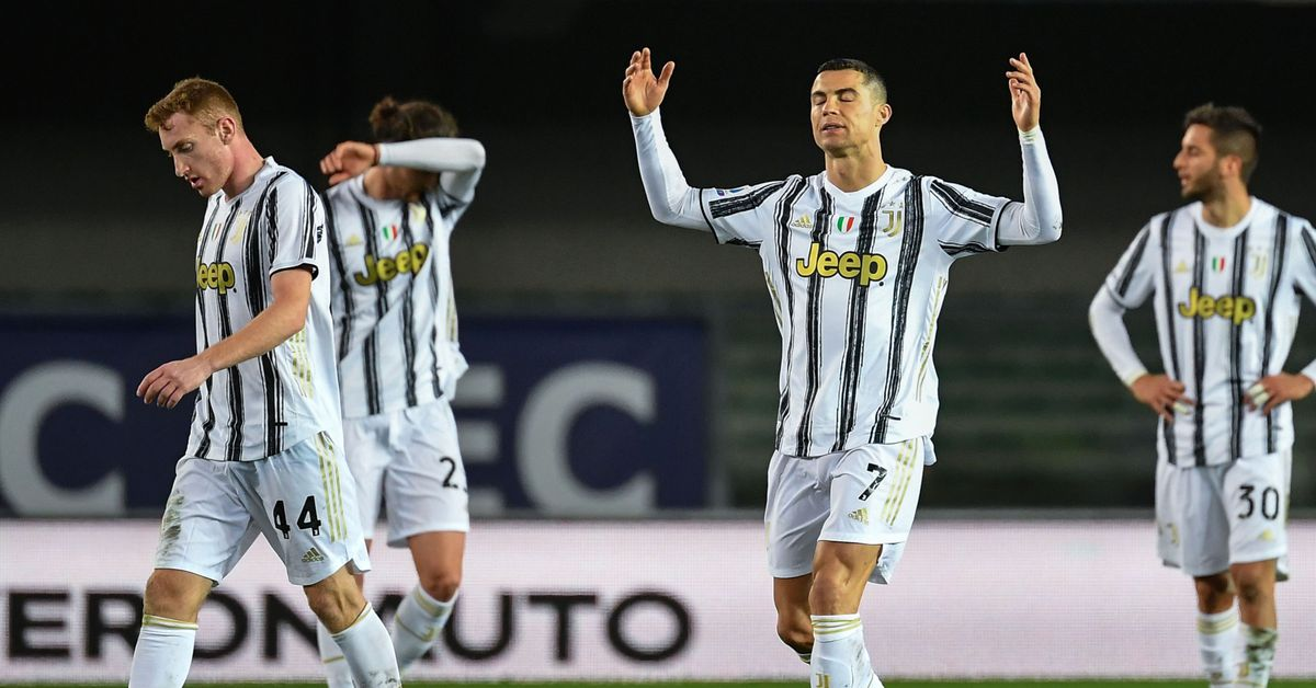 Ugly draw against Verona puts Juve's title defense on the brink - Black & White & Read All Over