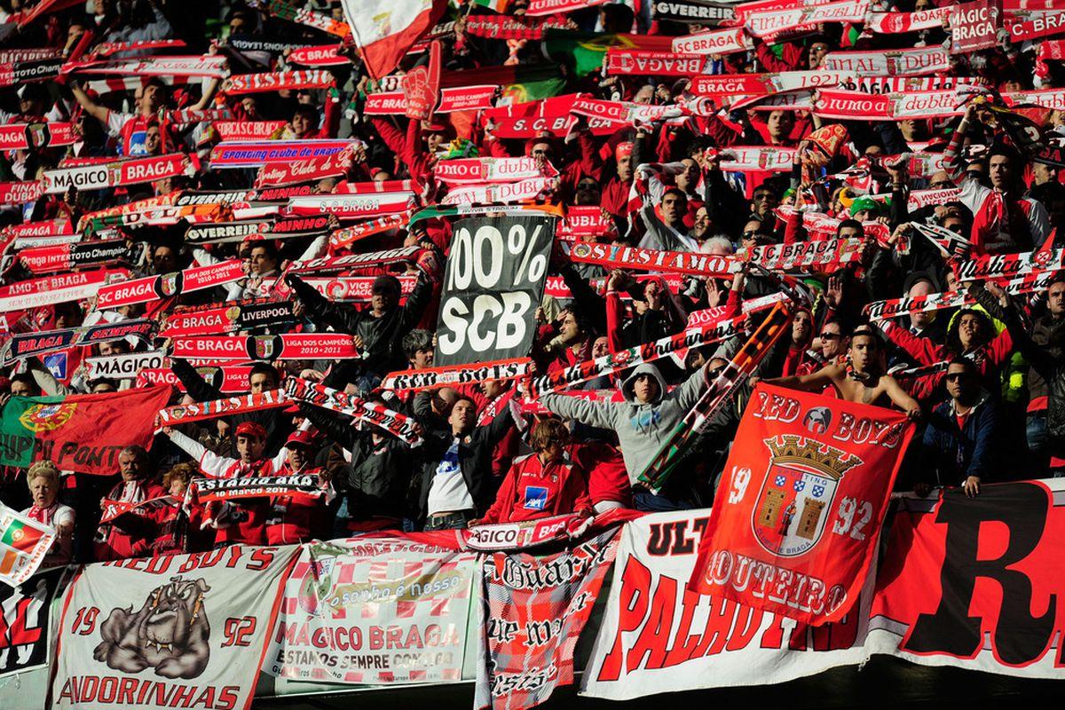 SC Braga: Preview: SC Braga Vs. Manchester United