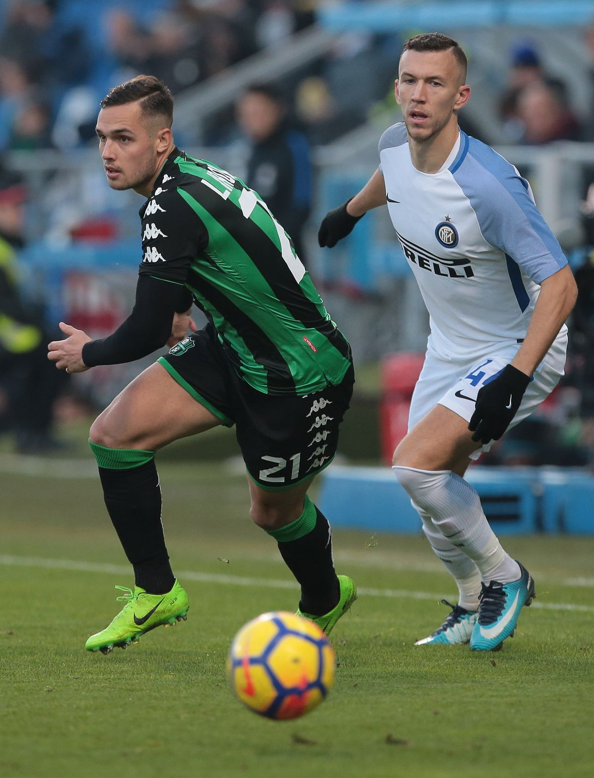 US Sassuolo v FC Internazionale - Serie A
