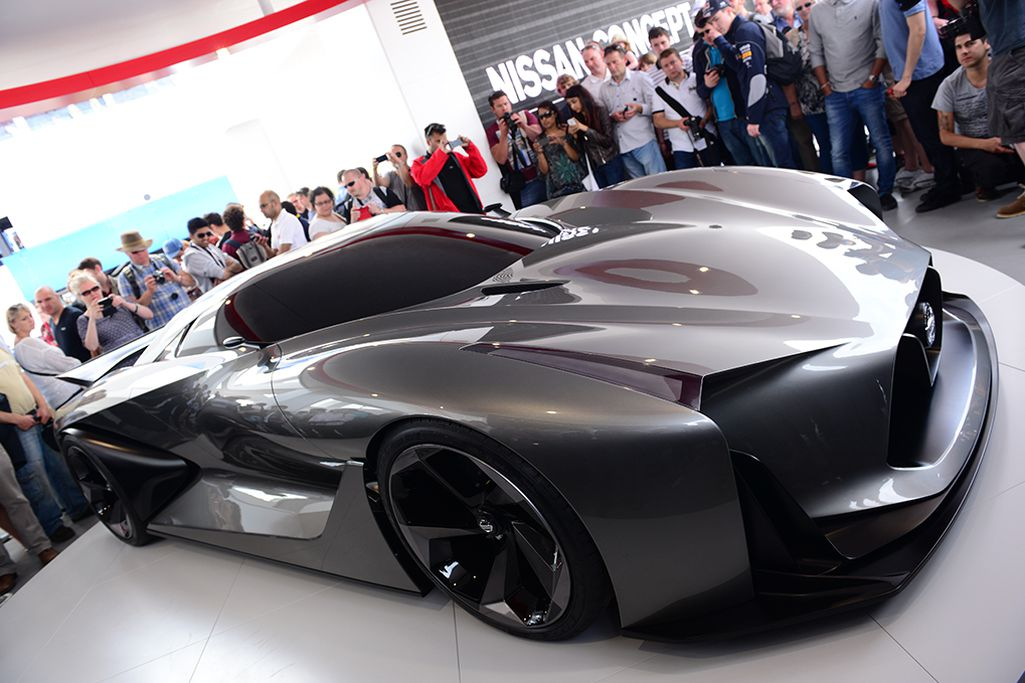 Nissan Gtr R36 2020 >> Nissan builds a real-life version of its stunning 'Gran Turismo' supercar | The Verge