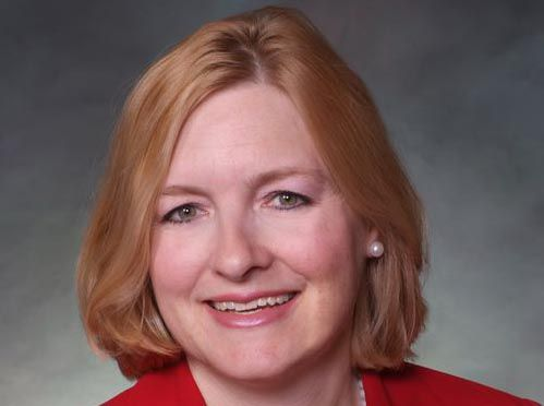 Rep. Karen Middleton, D-Aurora