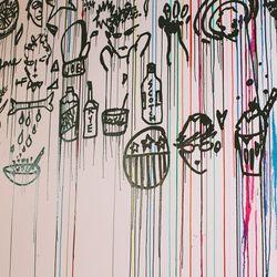 "Greg Siff's GAR Mural. [Photos: <a href=""http://www.michelleandchrisgerard.com/"">Chris and Michelle Gerard</a>]"