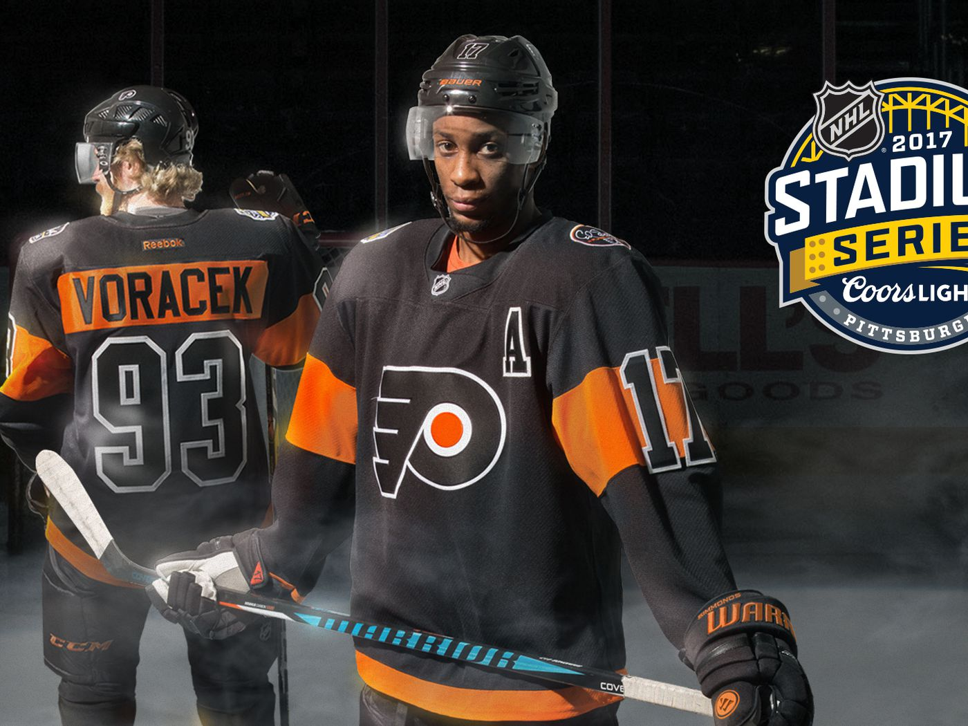 b6456f04e7f 2018-19 3rd Jerseys | HFBoards - NHL Message Board and Forum for ...