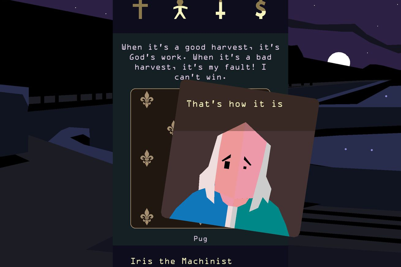 reigns her majesty turns the life of a queen into a wonderfully tense strategy game