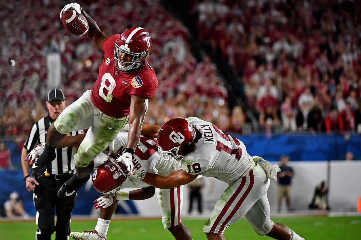 Alabama Football 2019 Nfl Draft Profile Rb Josh Jacobs Picked 24 Roll Bama Roll