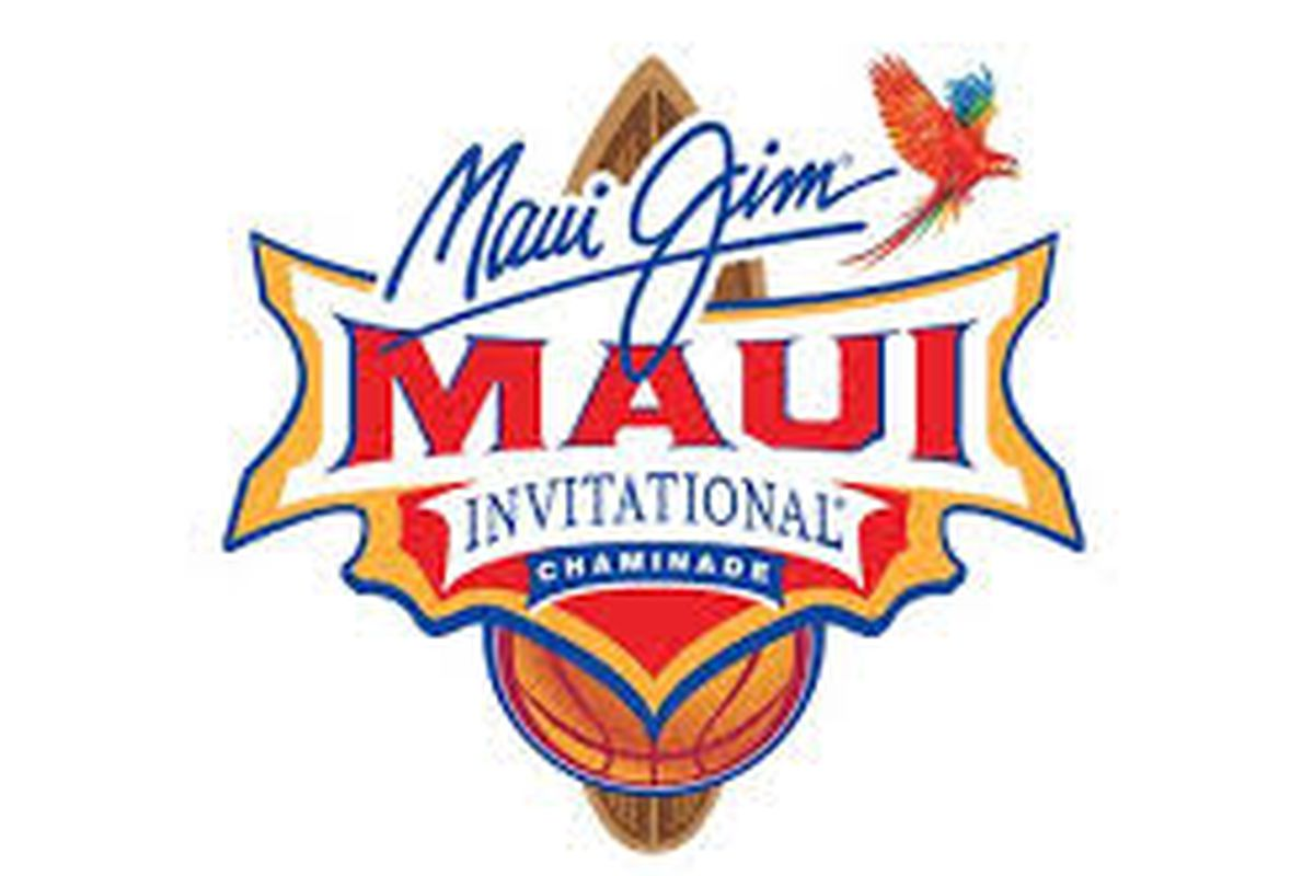 Maui Invitational Bracket Released