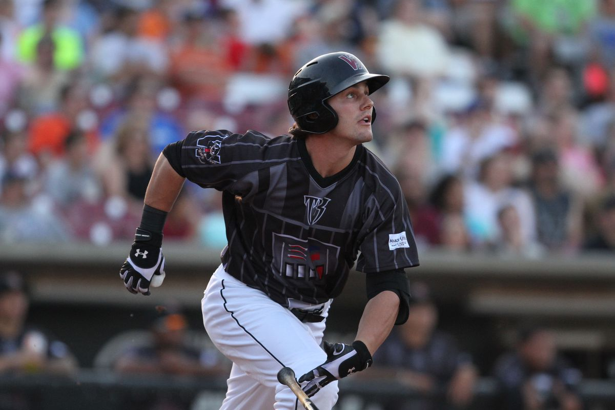 How is Clint Coulter holding up in the Midwest League? (pic h/t http://rattlerradio.mlblogs.com/)