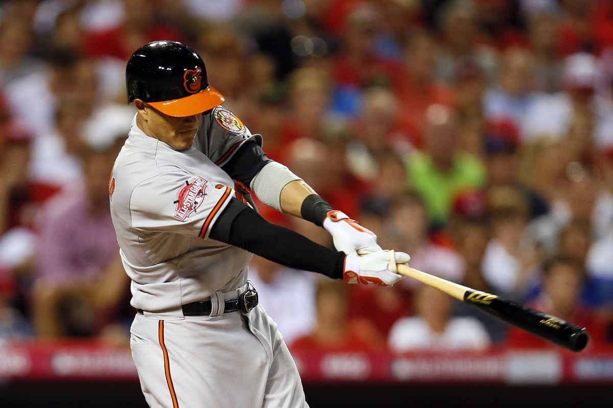 Since Manny drove in a run with this double, you know it's not from last night's game.