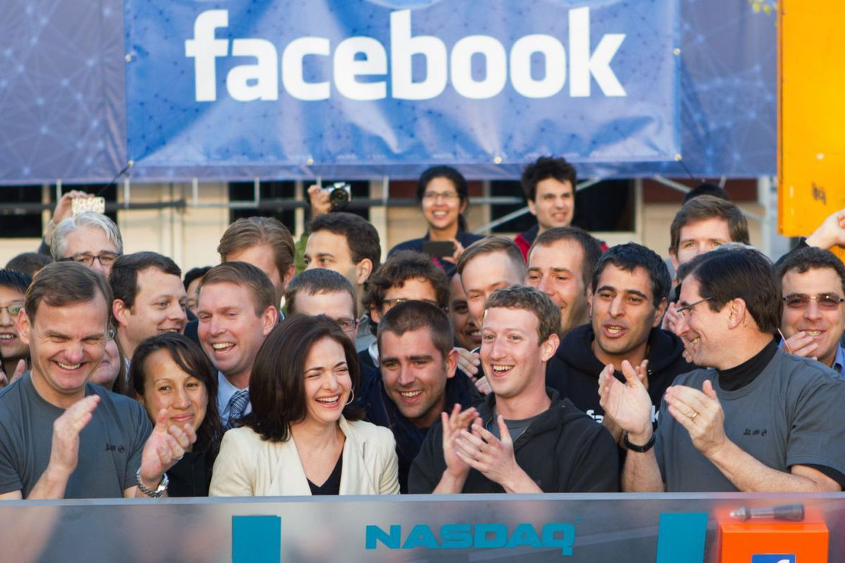 Facebook's meteoric five-year climb as a public company in five charts