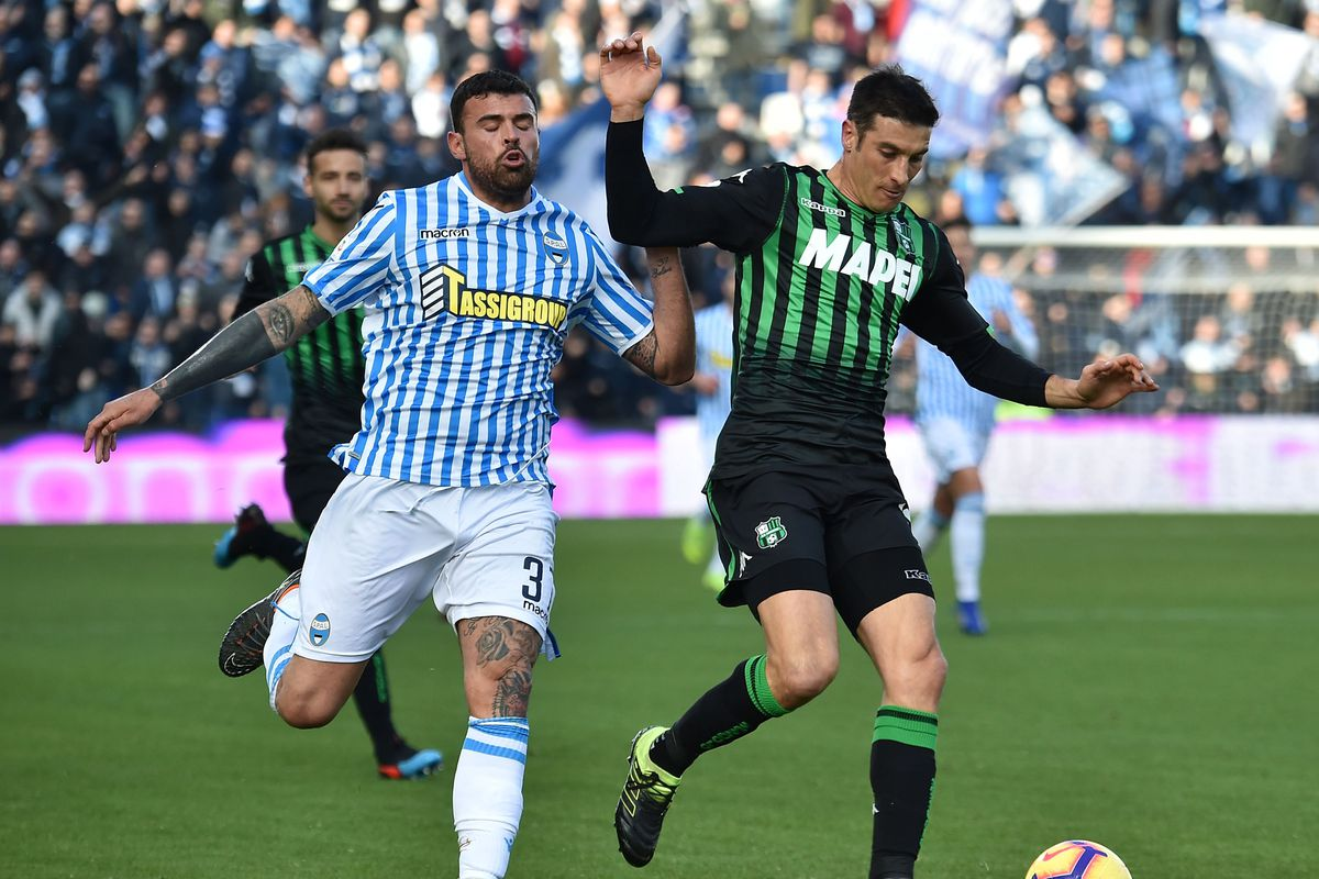 US Sassuolo v SPAL - Serie A
