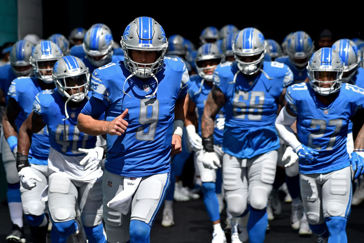 new styles a9a6f a62fa 2018 Detroit Lions Pride of Detroit Awards: Most Valuable ...