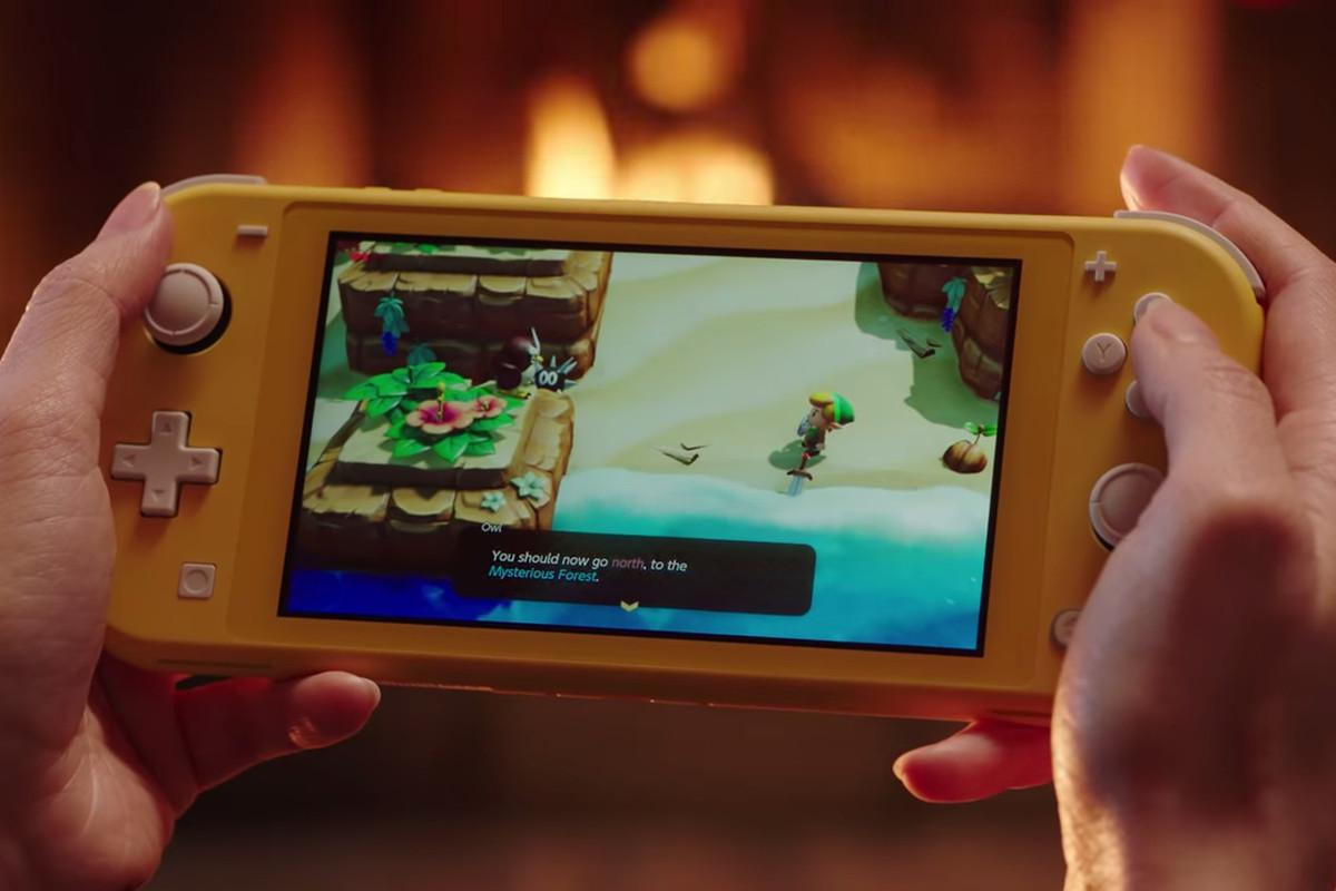 Screenshot: Nintendo