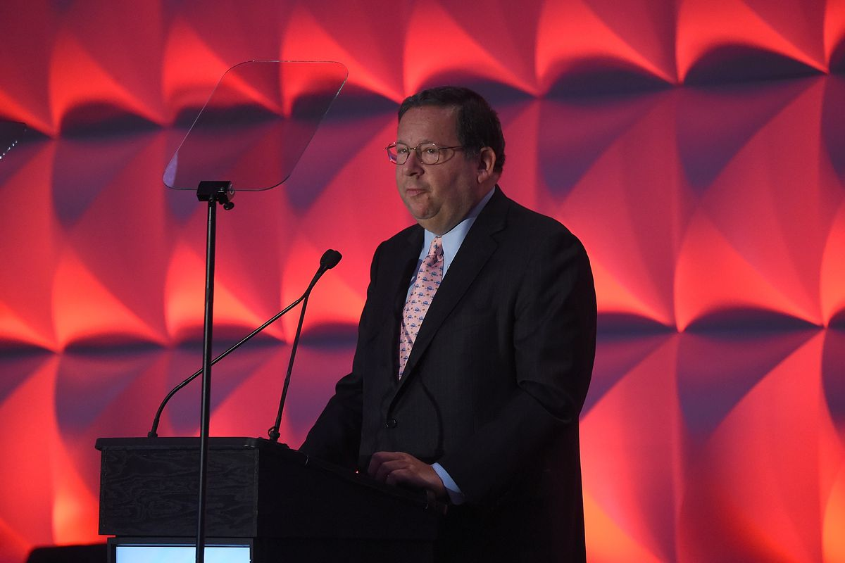 Comcast exec David Cohen is a key advocate for the merger.