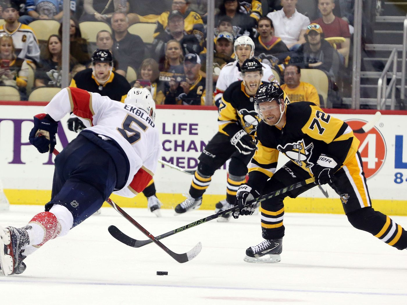 Florida Panthers Pittsburgh Penguins 1 8 2019 Lines Preview How