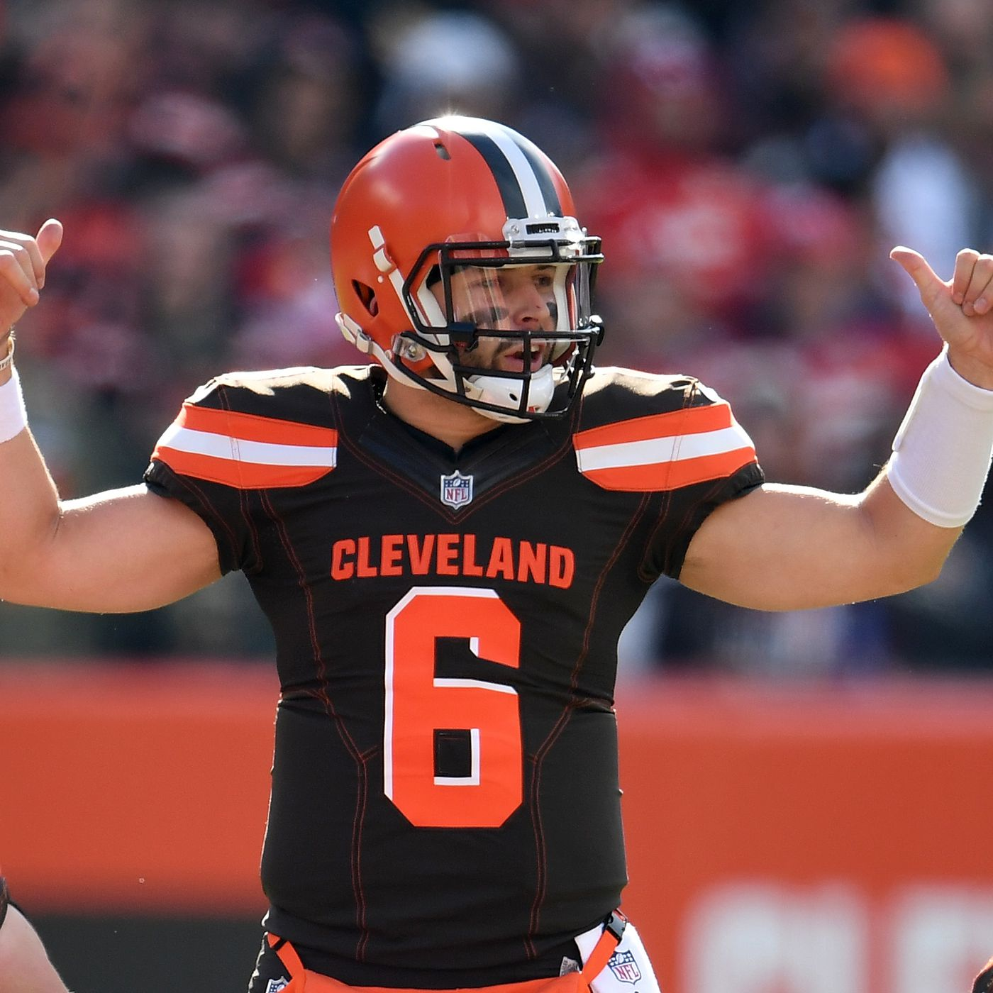 promo code d5564 ea17b Cleveland Browns: Brady Quinn apparently prefers Josh Allen ...
