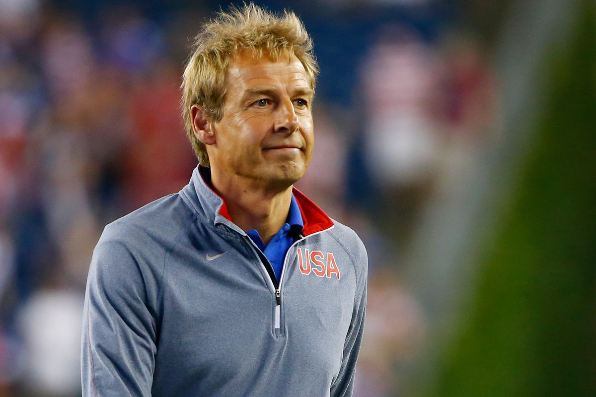 The US are heading in the wrong direction, and Klinsmann's the one who put them on this path.