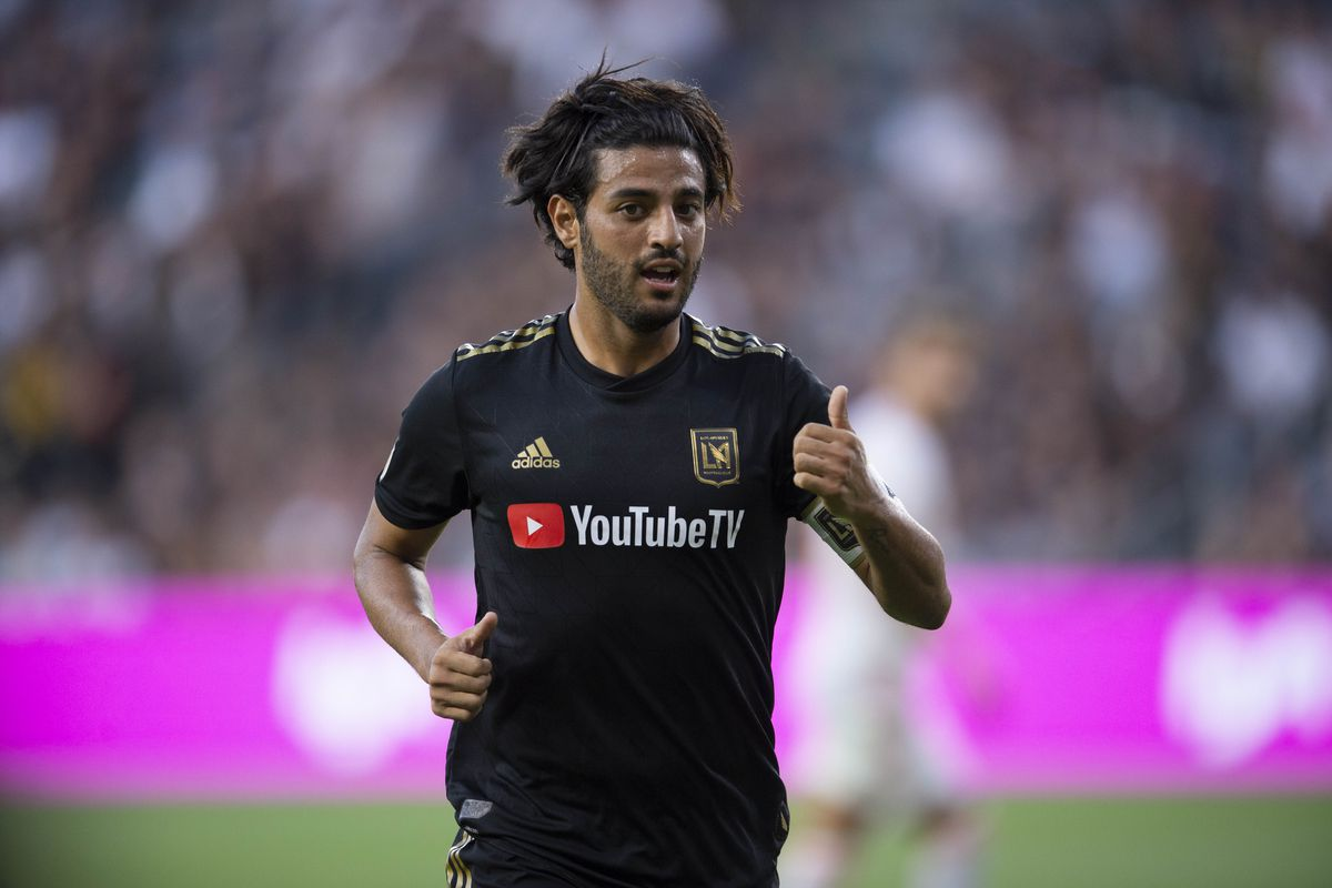 Carlos Vela Becomes Top Mexican Goalscorer In Mls History
