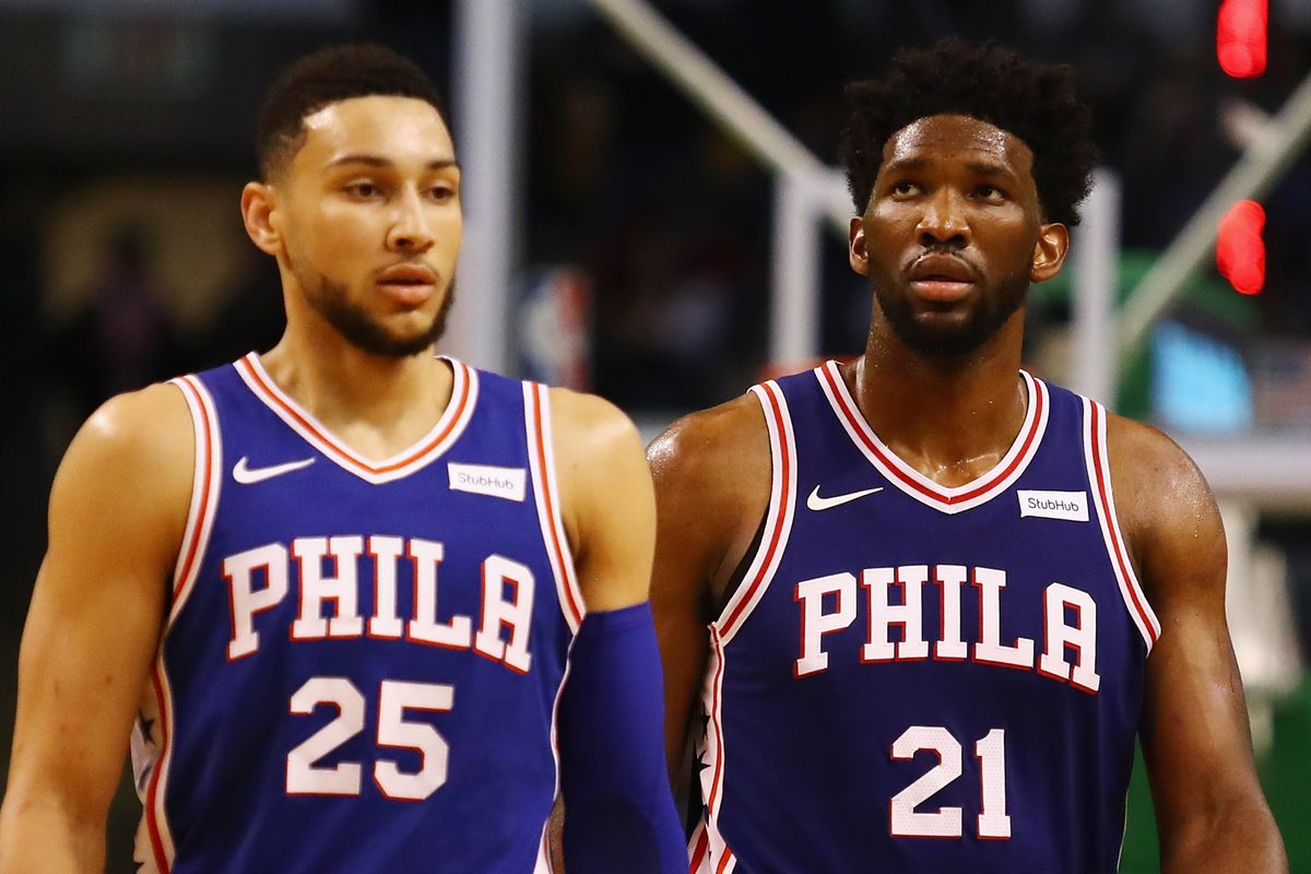 Sixers' Simmons, Embiid picked for Rising Stars game